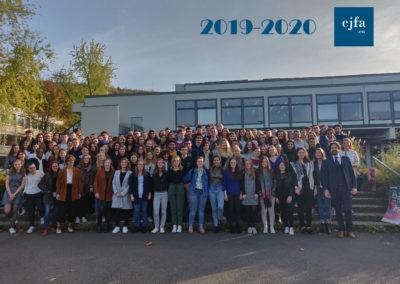 année 2019-2020